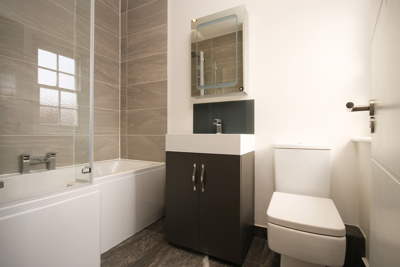 passende badkamer