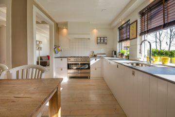 georganiseerde keuken