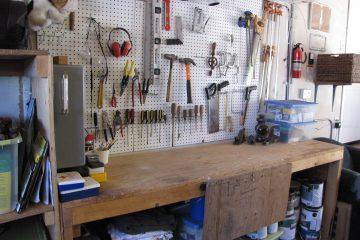 werkbank garage
