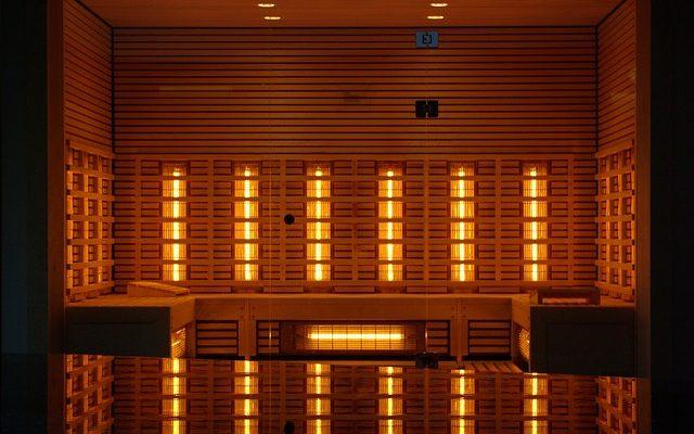 infarood sauna