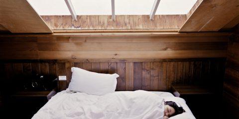 slaapkamer koelen