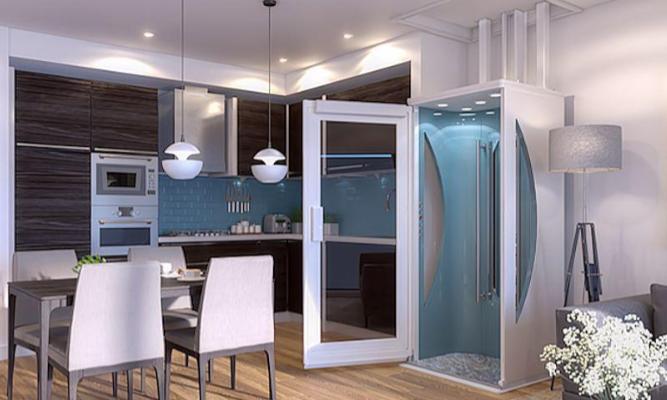 Lift In Huis : Het gemak van een lift in huis woondetective